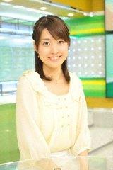 新しく『報道特集』に加わり、スポーツを担当する佐藤渚アナウンサー(C)TBS