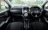 運転席のデザイン