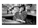 ジョブズ氏の死から1年経ったきょう5日、アップル社のホームページTOPに動画が公開された