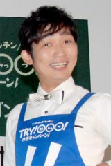 NON STYLEの石田明 (C)ORICON DD inc.