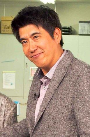新番組『日曜ゴールデンに何やってんだテレビ』の初収録を行った石橋貴明 (C)ORICON DD inc.