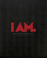 『I AM:SMTOWN LIVE WORLD TOUR in Madison Square Garden ライブDISC付コンプリートDVD BOX』