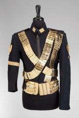 18日より東京ソラマチの「スペース634」でスタートした『マイケル・ジャクソン展』展示品の衣装コレクション