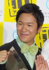 ブラマヨ小杉の質問に動揺を隠せなかった川島章良 (C)ORICON DD inc.