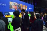 ベルサール秋葉原にて25日午後6時より行われている『Windows 8』発売前イベントの様子 (C)ORICON DD inc.