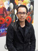 不朽の名作『サイボーグ009』が神山健治監督(写真)の手で新たに動き出す (C)ORICON DD inc.