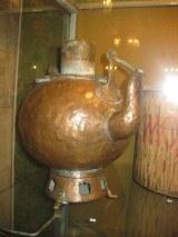 『サモワール博物館』( ロシア) 主に紅茶を飲むために使用するサモワールと呼ばれる道具を展示