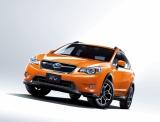 10月5日に発売した新型『インプレッサ XV』(ボディカラー「タンジェリンオレンジ・パール」)