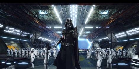 『スター・ツアーズ』を全面リニューアルした新施設は2013年5月7日オープン (C)Disney (C)2012 Lucasfilm Ltd. & TM All rights reserved.