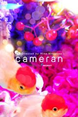 サービス公開10日で総計100万ダウンロードを突破した、蜷川実花監修カメラアプリ『cameran』
