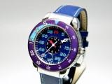 受験や資格試験における時間管理に適した腕時計『合格時計』