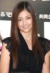 """第5回『女性が選ぶ""""なりたい顔""""ランキング』、7位に選ばれた黒木メイサ (C)ORICON DD inc."""