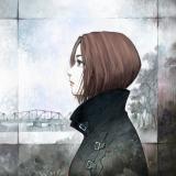 宇多田ヒカルの新曲「桜流し」のジャケットは、ヱヴァのキャラクターデザインを手がける貞本義行氏が書き下ろしたイラストを採用