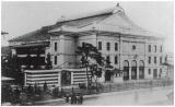 第一期歌舞伎座の外観(提供:松竹株式会社)