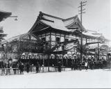 第二期歌舞伎座外観(提供:松竹株式会社)