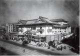 第四期歌舞伎座外観(提供:松竹株式会社)