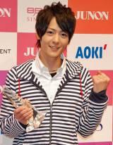 『第25回ジュノン・スーパーボーイ・コンテスト』グランプリに選ばれた徳島県出身の高校3年生・犬飼貴丈さん(18)