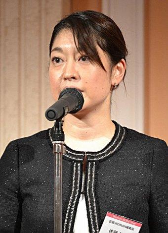 『日経WOMAN』の佐藤珠希編集長 (C)ORICON DD inc.