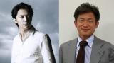 20年近い親交がある福山雅治(左)とキングカズこと三浦知良がメディア初共演
