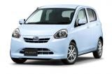 富士重工業が21日より発売する、ガソリン車トップレベルの低燃費を誇る新型軽乗用車『プレオ プラス』。