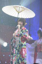 大トリのキャプテン対決! 「第2回AKB48紅白対抗歌合戦」にて【撮影:鈴木一なり】