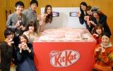 実際にチョコレート制作に参加した東大料理愛好会の学生たち。 (C)ORICON DD inc.