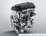 クリーンディーゼルエンジン(2.2L コモンレール式DI-D)