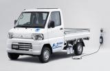三菱自動車の軽トラック電気自動車『MINICAB-MiEV TRUCK(ミニキャブ・ミーブ トラック)』