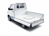 『MINICAB-MiEV TRUCK(ミニキャブ・ミーブ トラック)』背面