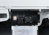 『MINICAB-MiEV TRUCK(ミニキャブ・ミーブ トラック)』充電器接続口