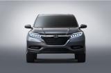 新型コンパクトSUVコンセプト『アーバン SUV コンセプト』外観。