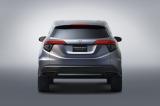 新型コンパクトSUVコンセプト『アーバン SUV コンセプト』バックスタイル。