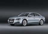 120台の限定車として販売される『Audi A8 hybrid』。
