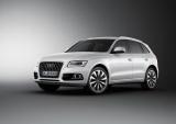卓越したオンロードパフォーマンスと乗り心地、高いユーティリティ性能を誇る『Audi Q5 hybrid』。