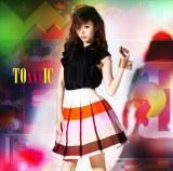 平野綾、移籍第1弾シングル「TOxxxIC」(2月20日発売) 初回盤