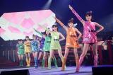 『モーニング娘。誕生15周年コンサートツアー2012秋 〜カラフルキャラクター』の模様