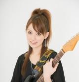 田中れいな新バンド(名称未定)の宮澤茉凛(ギター)