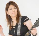 田中れいな新バンド(名称未定)の魚住有希(ギター)