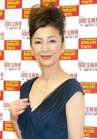 『第24回 日本ジュエリー ベストドレッサー賞』を受賞した高橋惠子 (C)ORICON DD inc.