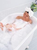 """血管の若返りには""""入浴""""も大きなポイントに!"""