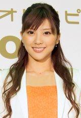 NHKの『サタデースポーツ』『サンデースポーツ』のメインキャスターを卒業することが明らかになった山岸舞彩アナウンサー(写真は昨年6月のもの) (C)ORICON DD inc.