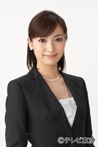 4月からニューヨークに赴任することになった大江麻理子アナウンサー