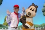 子供向け番組『つくってあそぼ』が3月に終了(左から)ワクワクさん(久保田雅人)とゴロリ (C)NHK