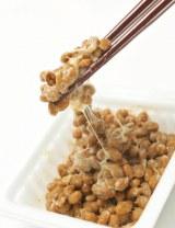美白効果に血液サラサラなど、健康食品として注目され続ける納豆。