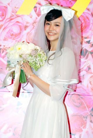 松井愛莉 ゼクシィ