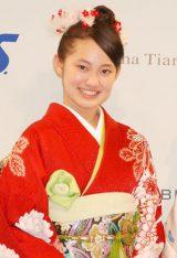 スペシャルサポーターを務めた『第13回全日本国民的美少女コンテスト』グランプリの吉本実憂 (C)ORICON DD inc.