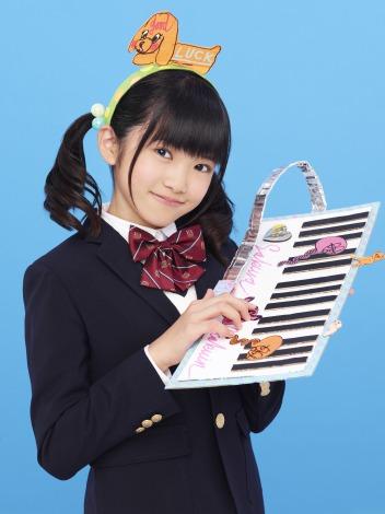 ピアノを弾くさきちゃん