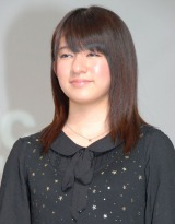 ゲストとして出席したAKB48竹内美宥 (C)ORICON DD inc.