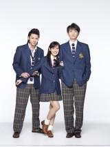 『イタズラなKiss〜Love in TOKYO』に出演する(左から)山田裕貴、未来穂香、古川雄輝