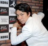 4月よりダンススクール『SHIBUYA G-ROKS TOPFIELD DANCE CENTER』を開校するダンスパフォーマー・TAKAHIRO (C)ORICON DD inc.